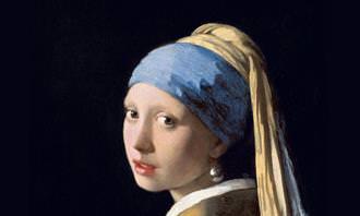 מצא את ההבדלים: נערה עם עגיל פנינה