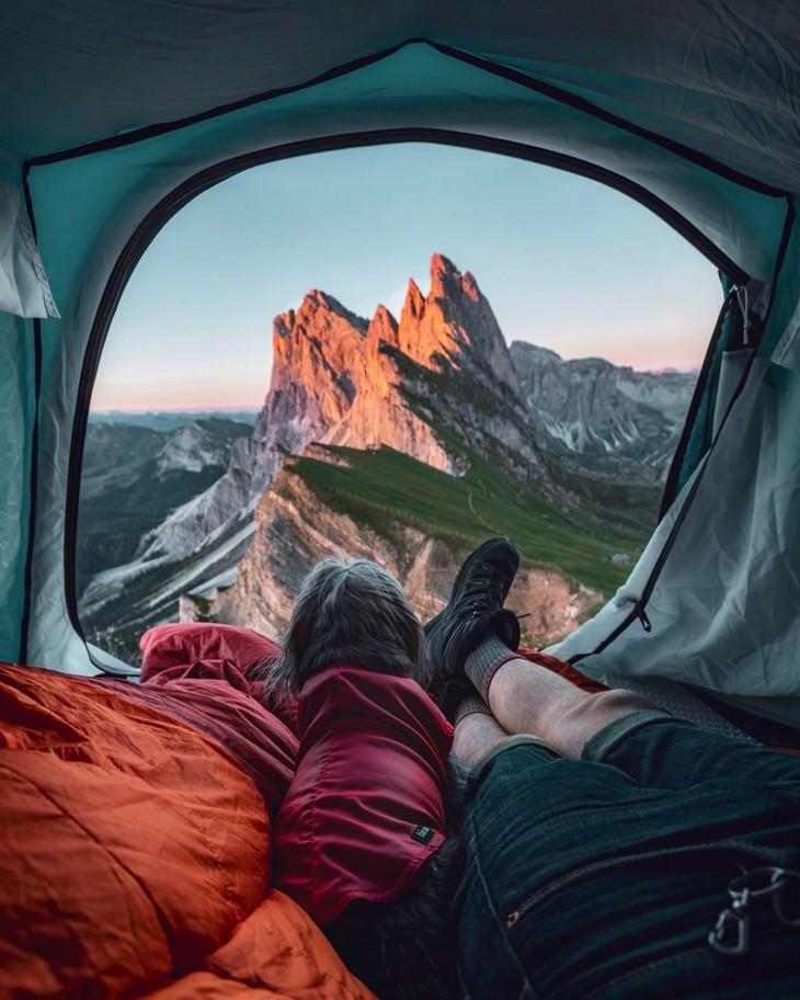 תמונות יפות מהעולם: פסגת הסשדה, איטליה