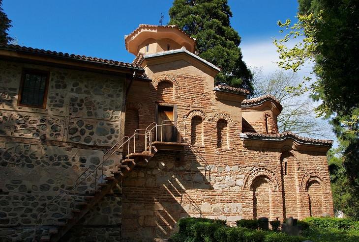 אתרי מורשת עולמית בבולגריה: כנסיית בויאנה