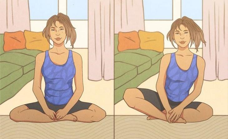 שיטת מיזוגוצ'י לשמירה על גב ישר: הליכת עכוז