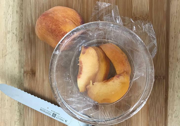 מלכודות זבובים מדברים שיש במטבח: מלכודת פירות רקובים