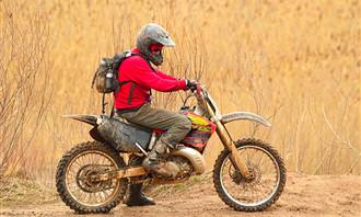 מבחן מרדנות: אופנוע