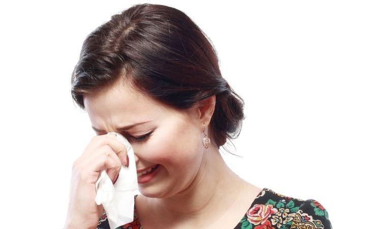 איך להבין נשים: אישה בוכה
