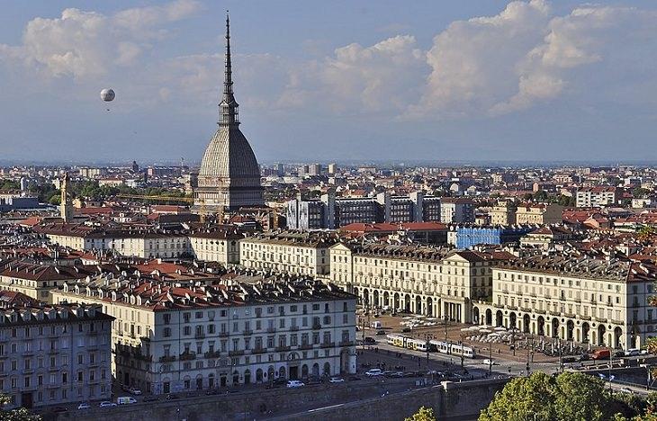 אתרים בפיימונטה שבאיטליה: טורינו
