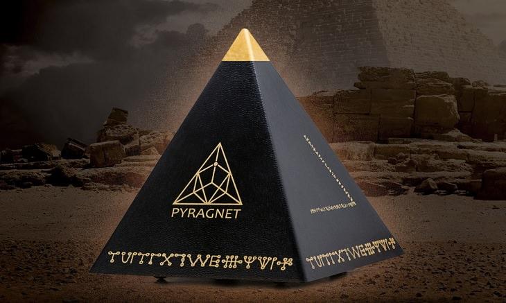 פירגנט: כוח הריפוי של הפרמידה