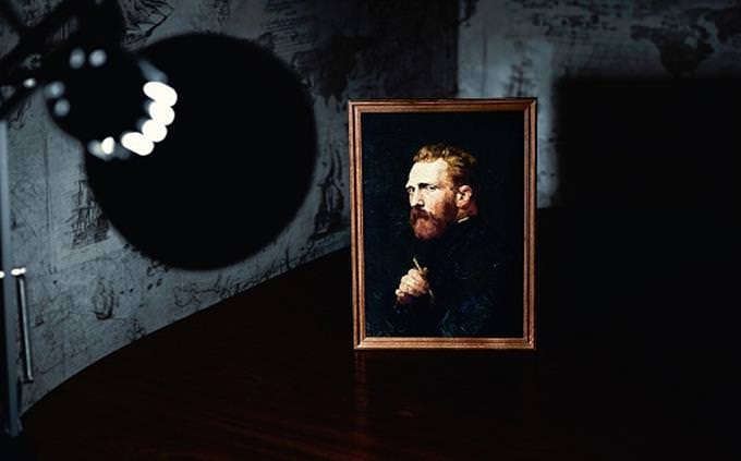 מבחן אומנות קלאסית: דיוקן של ואן גוך