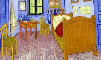 מבחן אומנות קלאסית:ציור של חדר ריק