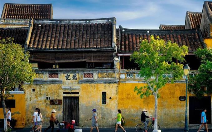 מבחן זיכרון: רחוב באסיה