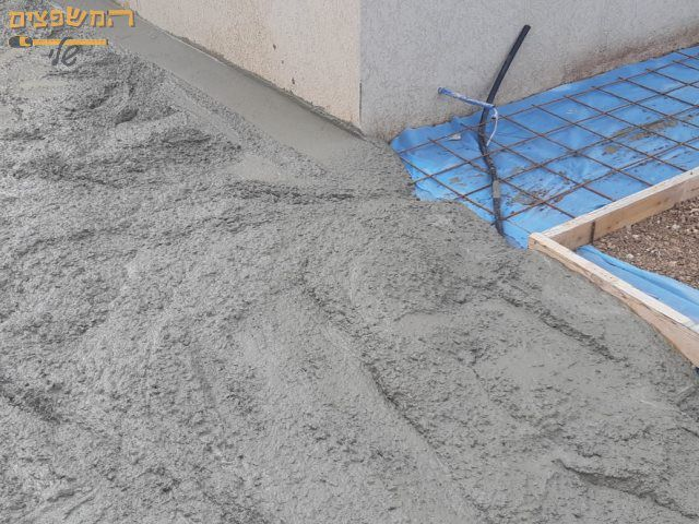 יתרונות הבטון המוחלק: עבודת בטון מוחלק
