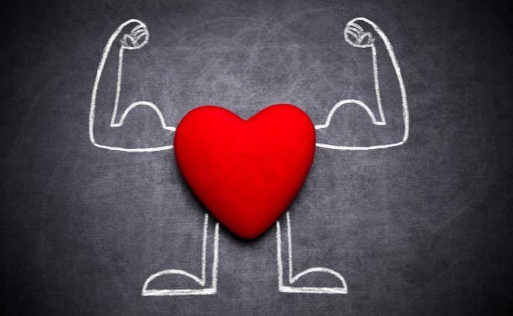 יתרונות של חלב קוקוס: לב עושה שרירים