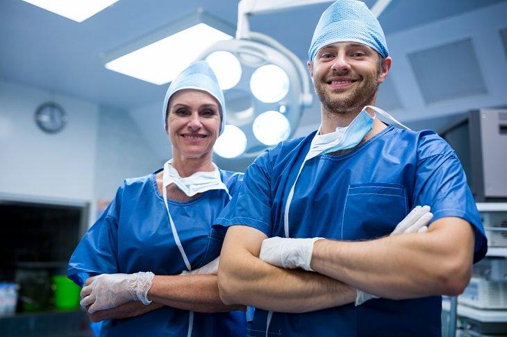 טיפול בגניקוסמטיה: מנתחים