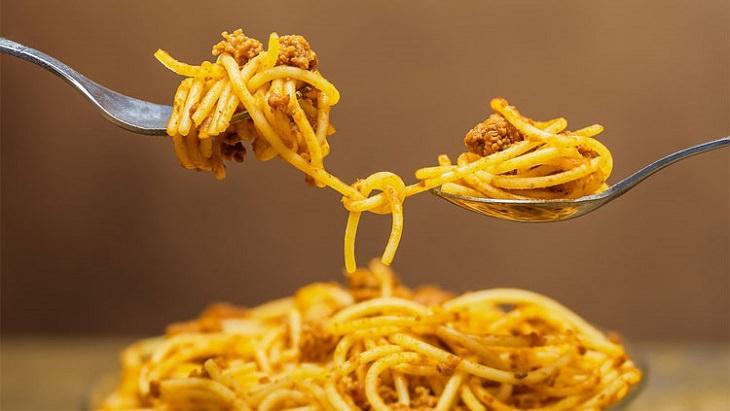 בדיחה: ספגטי