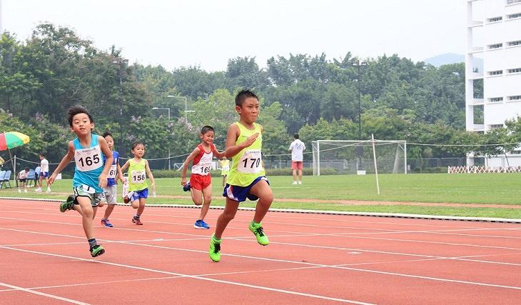 מרוץ החיים - סיפור מרגש: מרוץ ילדים