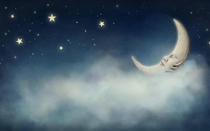 מבחן אישיות: ציור של שמי לילה