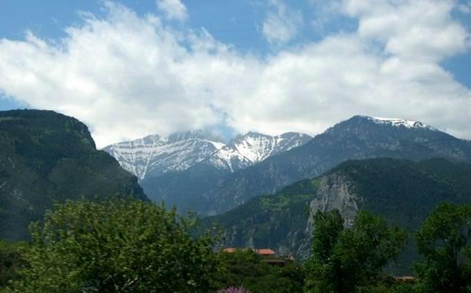 חידון מיתולוגיה יוונית: הר האולימפוס