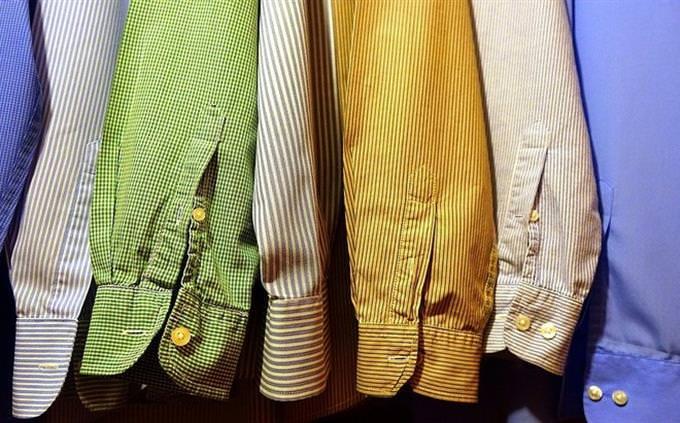 מבחן אישיות - נפש חופשייה: בגדים צבעוניים