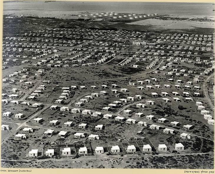 ארץ ישראל מהאווירון – 1937-38: מפרץ חיפה