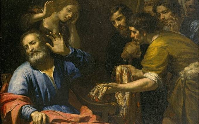 מבחן טריוויה: ציור של יעקב ובניו