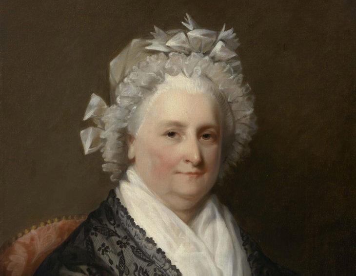 הגברות הראשונות: מרתה וושינגטון