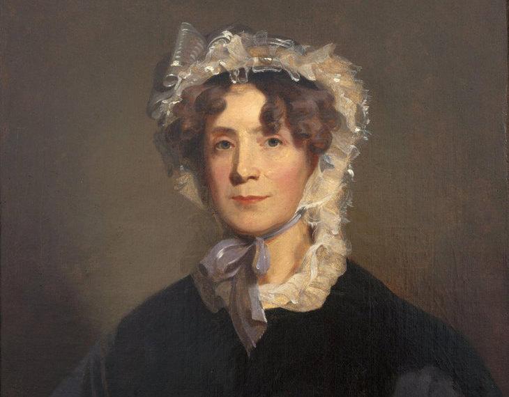 הגברות הראשונות: מרתה ג'פרסון רנדולף
