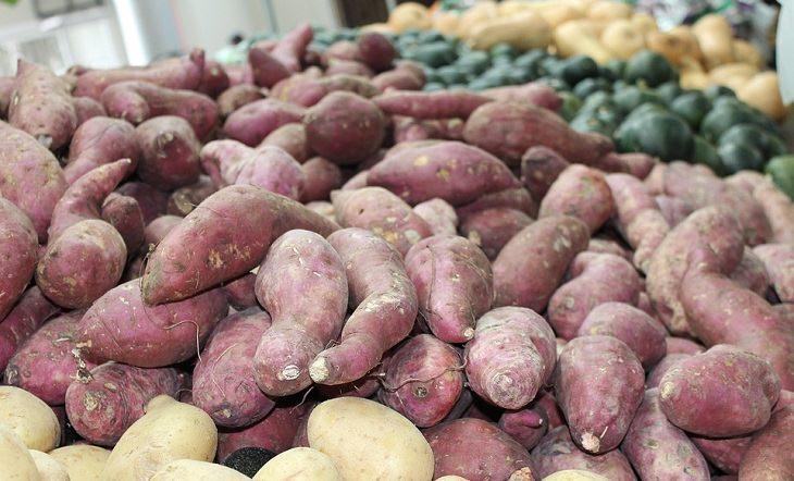 המלצות לצריכת פירות וירקות: בטטות