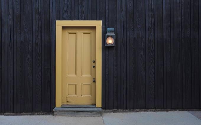מבחן פתרון בעיות בחיים: דלת סגורה