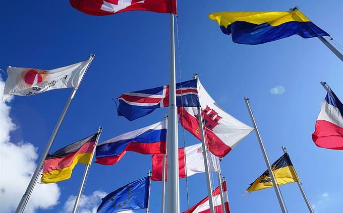 מבחן סוכני מוסד: דגלים