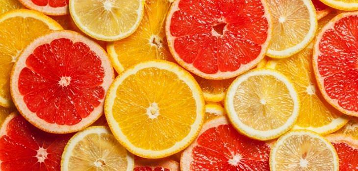 תזונה אחרי ניתוח למבוגרים: פירות הדר