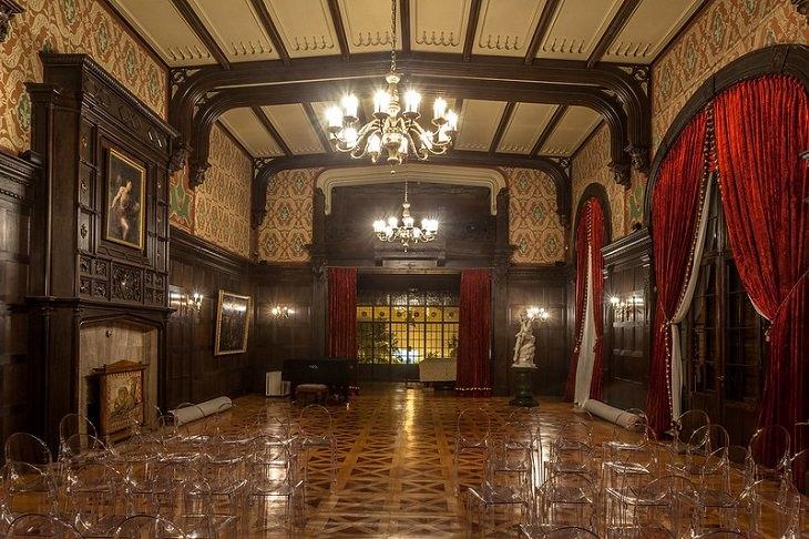 האטרקציות המומלצות בלודז': מוזיאון ארמון הרבסט מבפנים