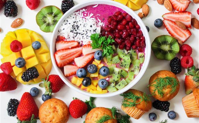 מבחן זיכרון: אוכל בריא