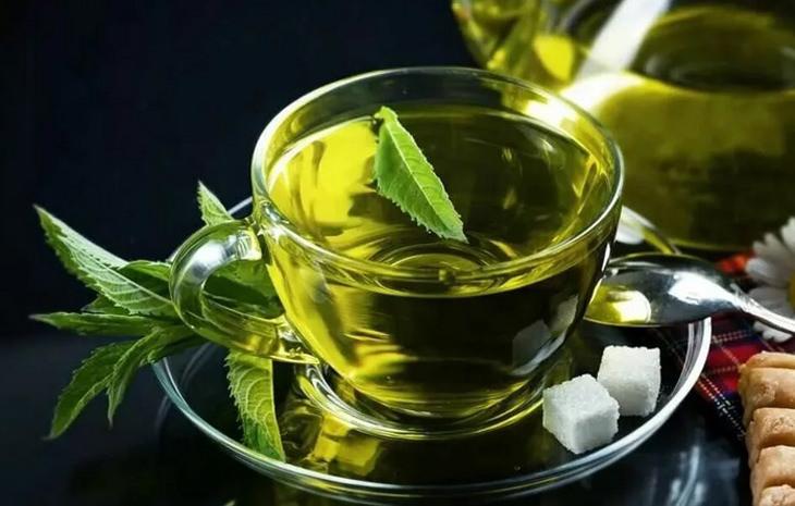 סוגי תה שעוזרים לרדת במשקל: תה ירוק