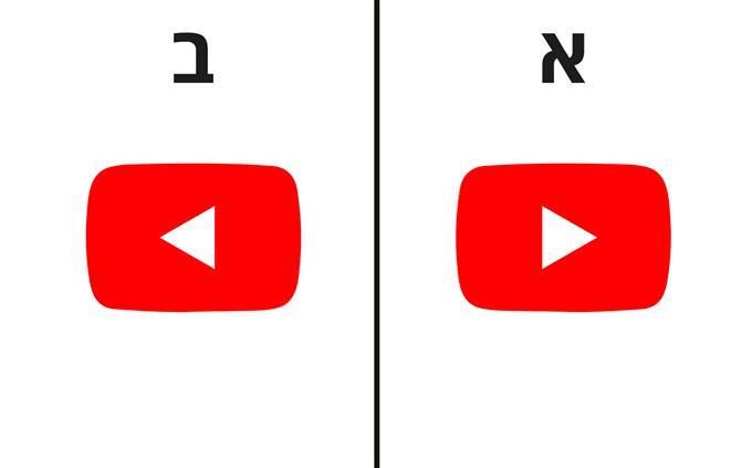 מבחן לוגו: יוטיוב