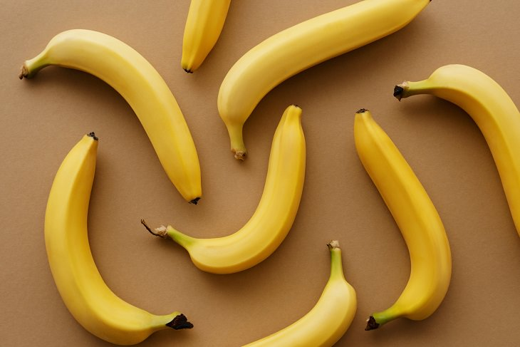 סיבות ללחץ דם גבוה: בננות