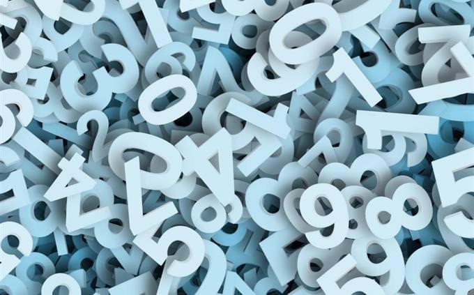 מבחן חשבון והנדסה: מספרים