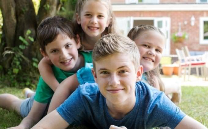 כמה ילדים מתאים לך לגדל: ארבעה אחים