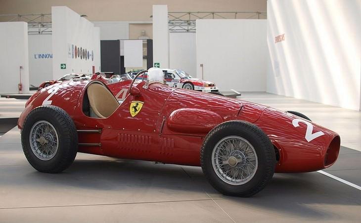 מכוניות פרומולה 1 לאורך השנים: פרארי 500