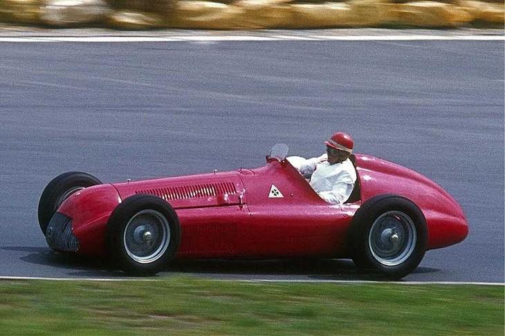 מכוניות פרומולה 1 לאורך השנים: אלפא רומיאו 159