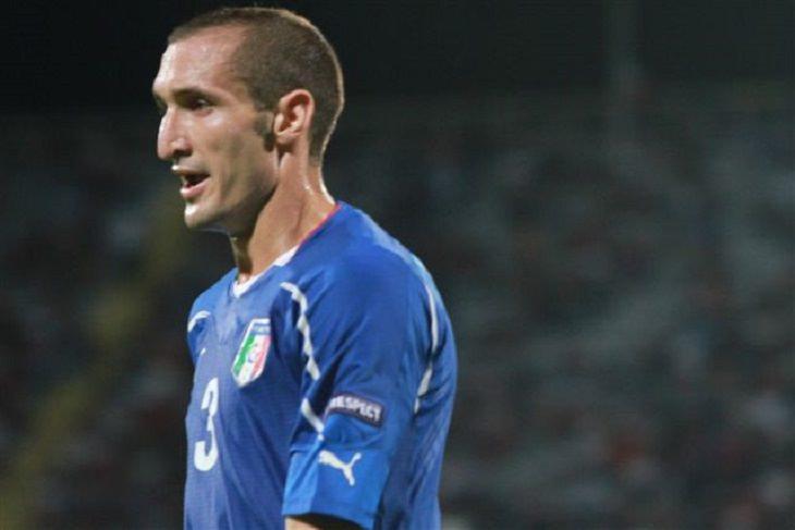 יורו 2020: ג'ורג'יו קייליני מנבחרת איטליה