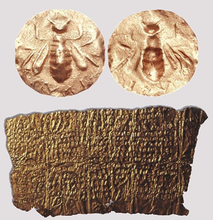 מנהגי קבורה מיוחדים: מטבעות אובול וטוטנפאס