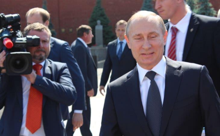 בדיחה על פוטין: ולדימיר פוטין