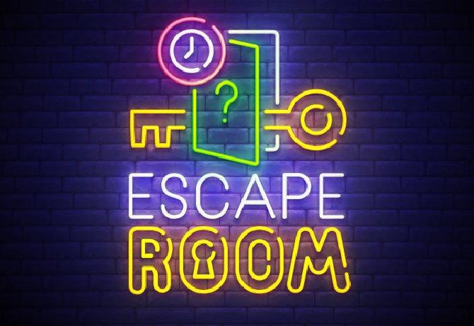 המלצות על חדרי בריחה: שלט של חדר בריחה