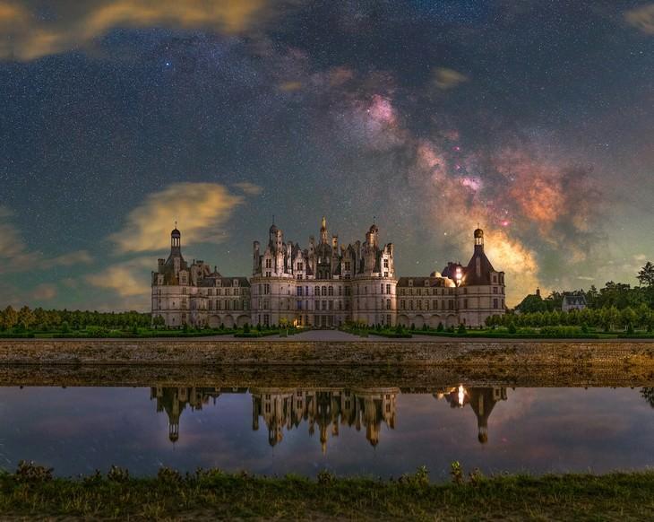 תמונות מתחרות האסטרונומיה: טירת שאמבור