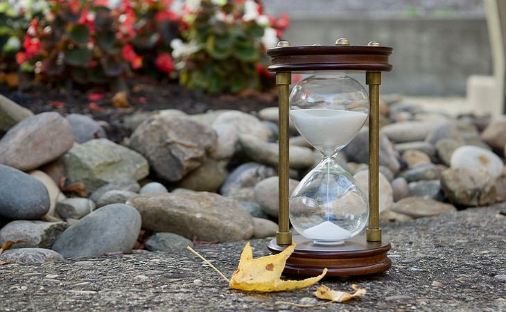 תביעת ביטוחי סיעודי: שעון חול