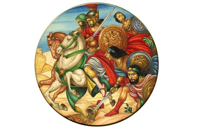 חידון אימפריות: שמעון בר כוכבא