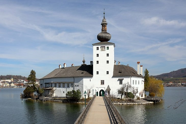 טירות ומצודות באוסטריה: טירת אורט
