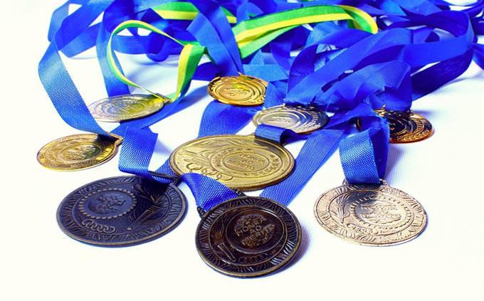 מבחן איזה עוף דורס אתה: מדליות