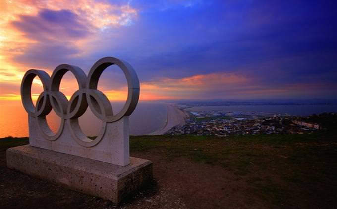 טריוויה אנשים מפורסמים: סמל האולימפיאדה