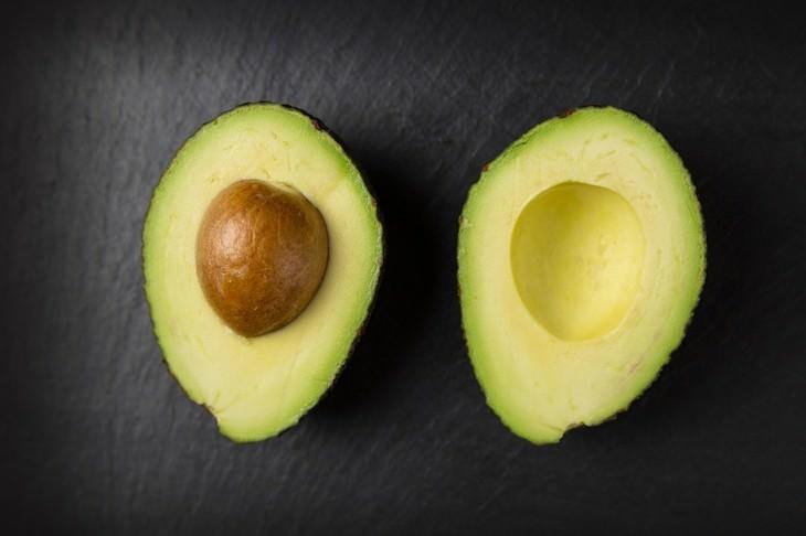 פירות וירקות בעלי ערך קלורי גבוה: