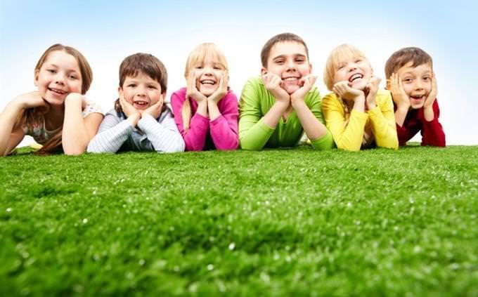 מבחן משפחת צבעים: ילדים
