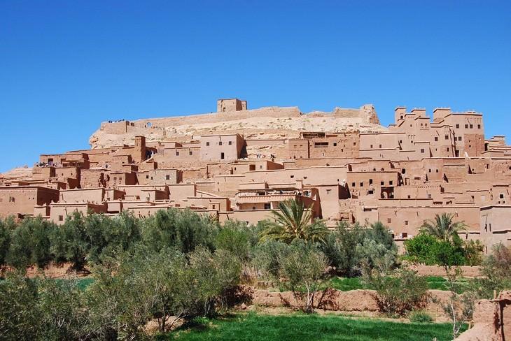 אתרים קסומים במרוקו: וראזאת